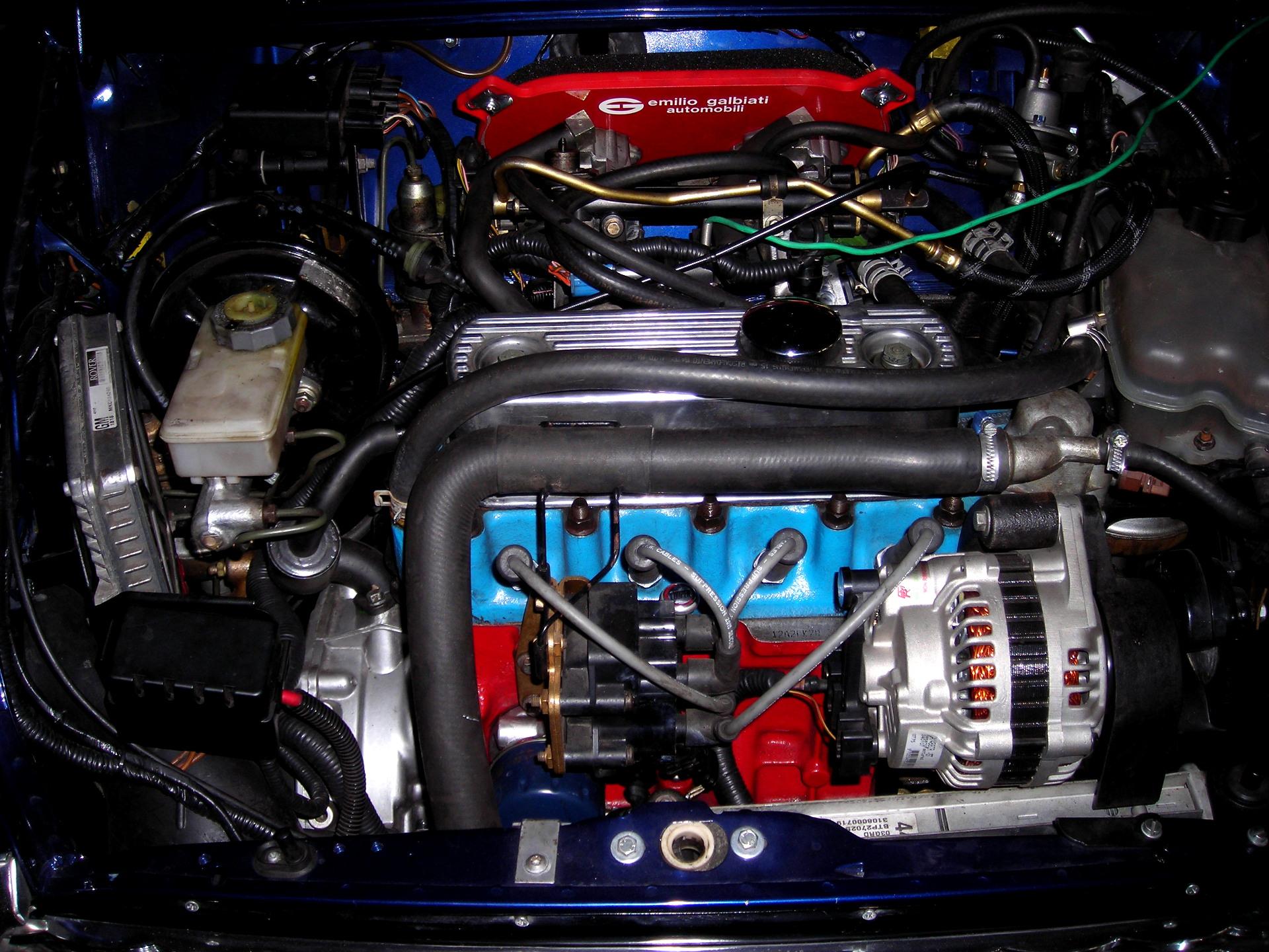Corpi Farfallati Doppi Mini Cooper Mpi Sportpack